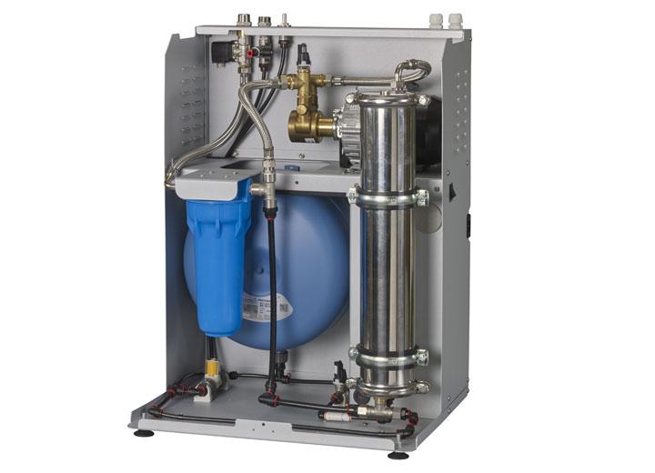 Condair reverse osmosis water filter
