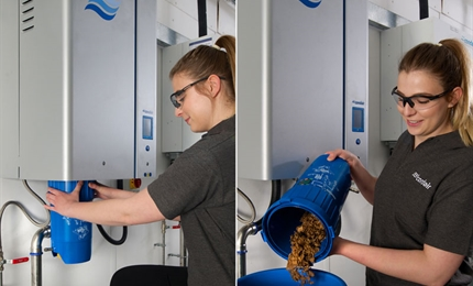Condair RS resistive steam humidifier