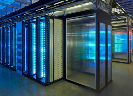 Data centre humidification