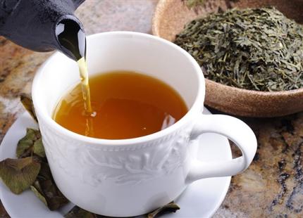 Tea production humidification