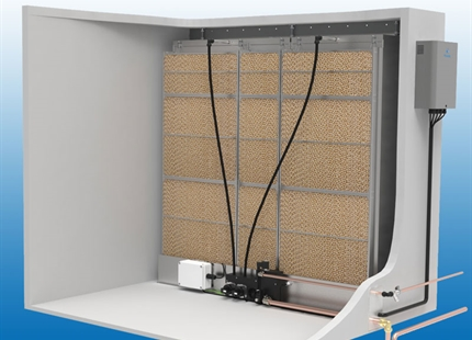 Condair Launch New Evaporative Humidifier