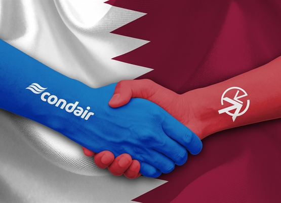 CAT Appointed as Condair Distributor in Qatar