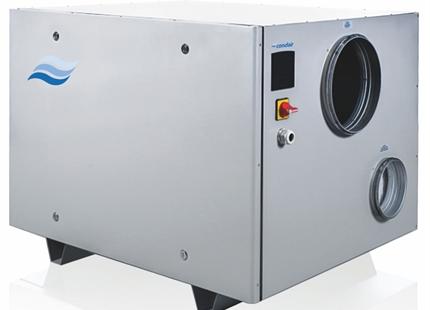Desiccant Dryers