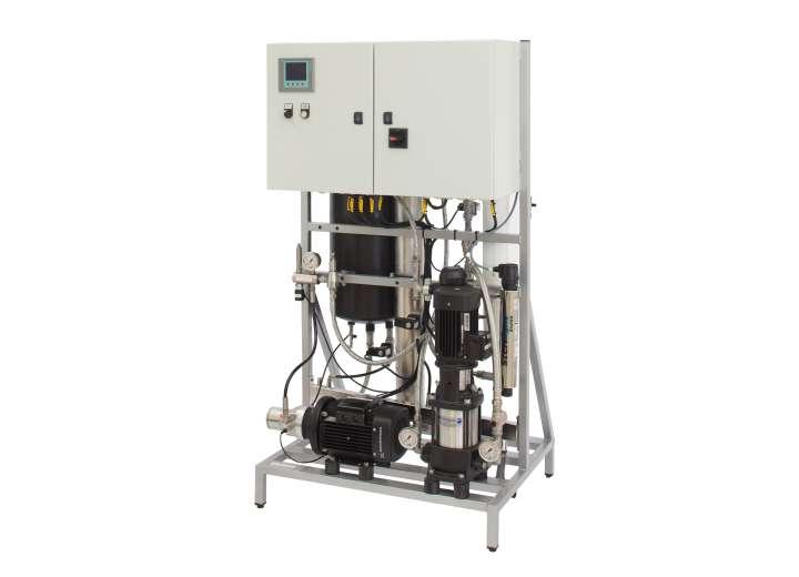 MLRO Water Treatment System