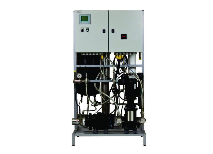MLRO Water Treatment
