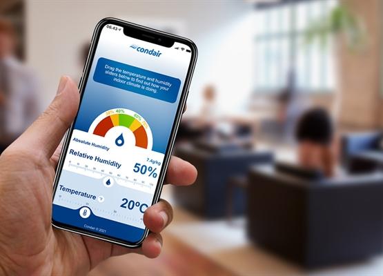Ny app viser hvornår dit indeklima er optimalt