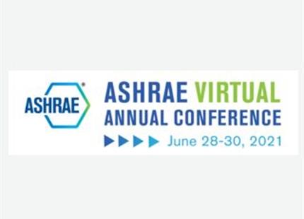 2021 ASHRAE Virtual Annual Conference