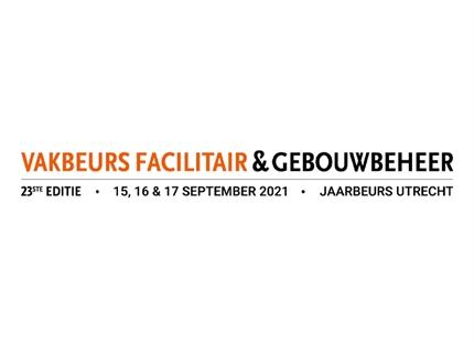 Vakbeurs Facilitair & Gebouwbeheer 2021 | 15 t/m 17 September 2021