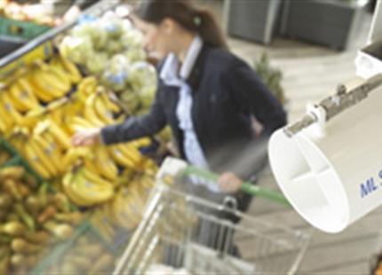 Luchtbevochtiging voor de voedingsmiddelen en bio-industrie