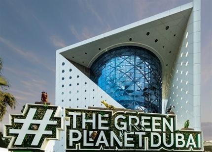 Condair humidifies The Green Planet