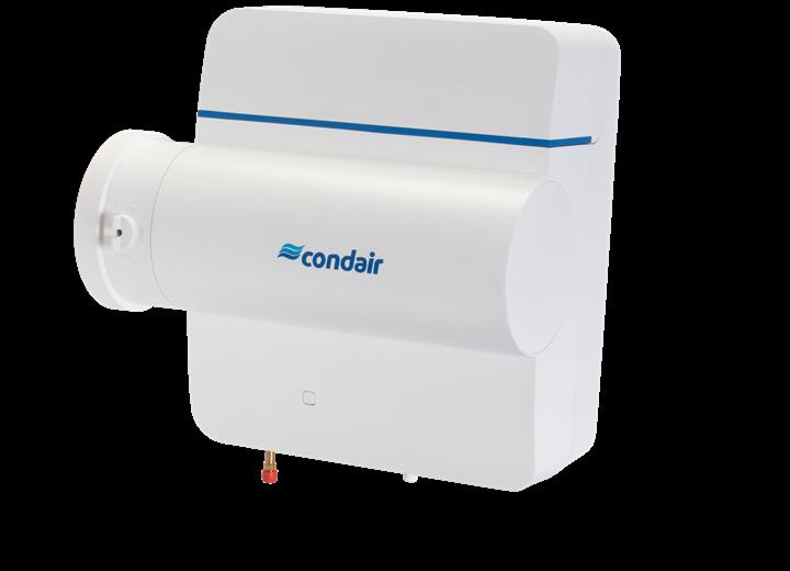 A Condair HumiLife whole-home evaporative humidifier