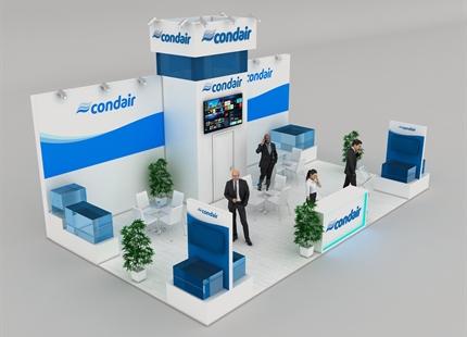 Condair ISK-SODEX 2021 Fuarı'nda