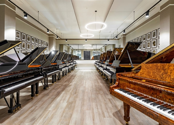 Condair In Tune With Steinway