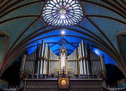 Concert halls & organ humidification