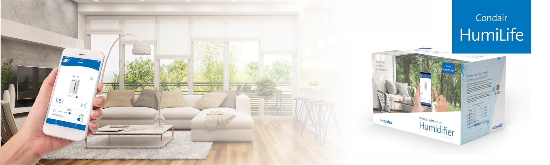 Condair HumiLife Whole-home Humidifiers