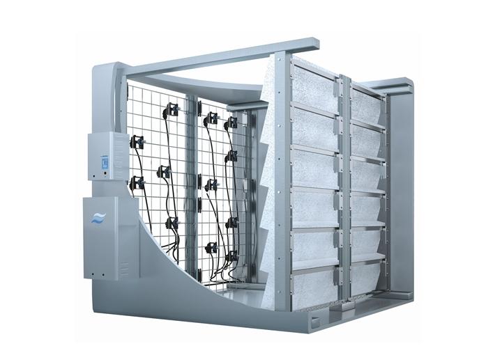 Condair DL Series Humidifier -  Hybrid Adiabatic Humidification System