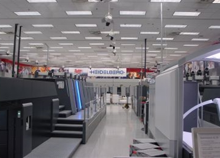 World-class printing manufacturer, Heidelberg chooses Condair's Draabe Series for humidification