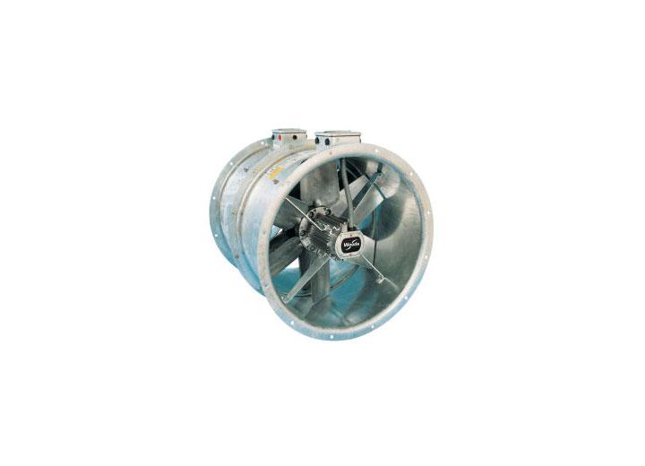 Axiaal ventilator Multi traps