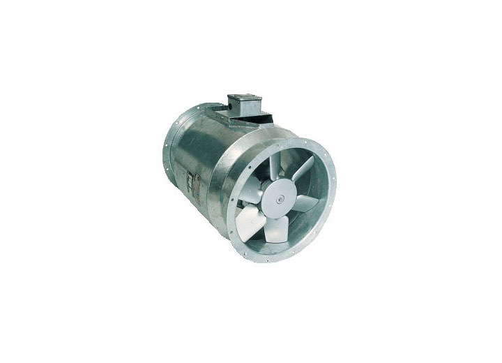Axiaal ventilator hoge temperatuur