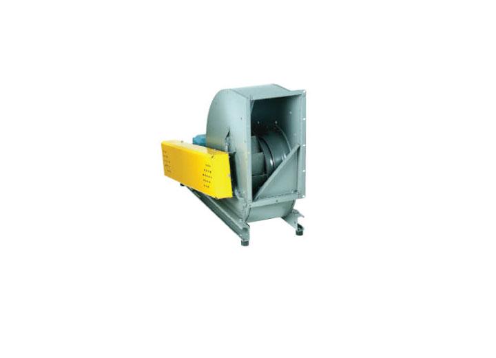Centrifugaal ventilator middel