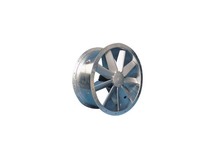 Brandventilator / Rook warmte afvoer ventilator