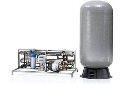 Condair AX 30, 50 wasseraufbereitung