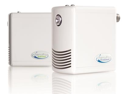 Humidificateur pour bâtiments commerciaux et publics, DRAABE NanoFog