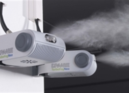 Advantages of direct air humidification