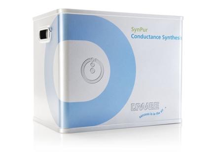 Voorkom witte stofdeeltjes met het gepatenteerde DRAABE SynPur geleidbaarheidssynthese systeem,