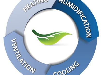Risparmiare energia con il raffreddamento adiabatico
