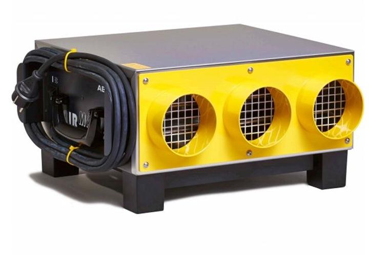 Condair er førende leverandør af ventilator og blæsere