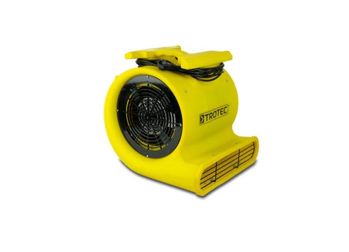 Optimal cirkulering af luft med vores ventilator og blæsere