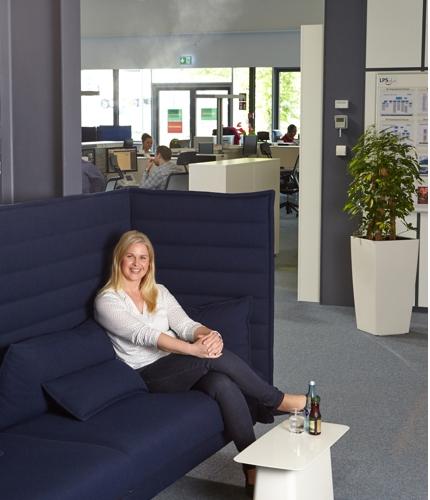 Luftbefeuchtung im Büro, angenehmes Wohlfühl-Klima im Team