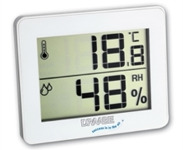 DRAABE Thermo-Hygrometer