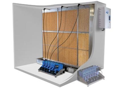 Condair ME - una nuova generazione di raffrescatori adiabatici evaporativi