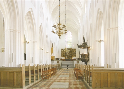 Korrekt luftbefugtning i kirkerum
