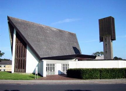 Korrekt luftfugtighed i kirkerummet