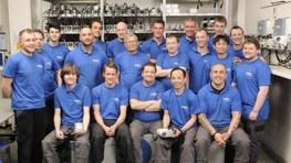 Full-service: Montage- und Wartungsservice