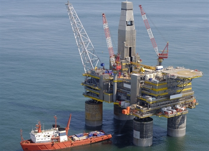 Why Humidify... For Offshore Oil & Gas Platforms