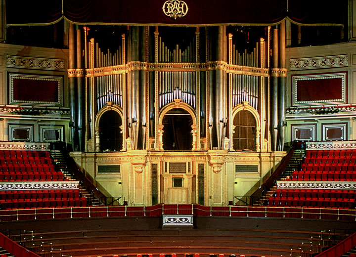 音乐厅及管风琴的加湿
