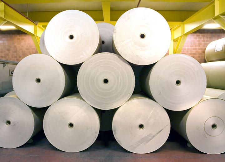 纸张及纸浆生产中的加湿