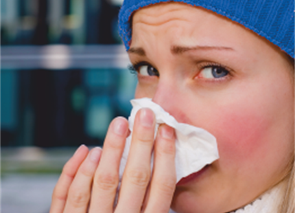 The Relationship Between Dry Air and Viral Infections