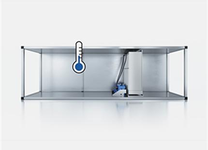 Hvordan fungerer adiabatisk køling?