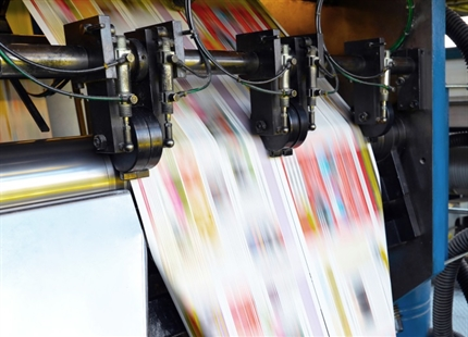 Printing humidification