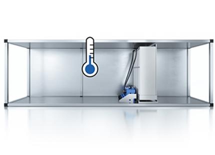 Luftbefeuchtung einfach erklärt | Adiabate Kühlung
