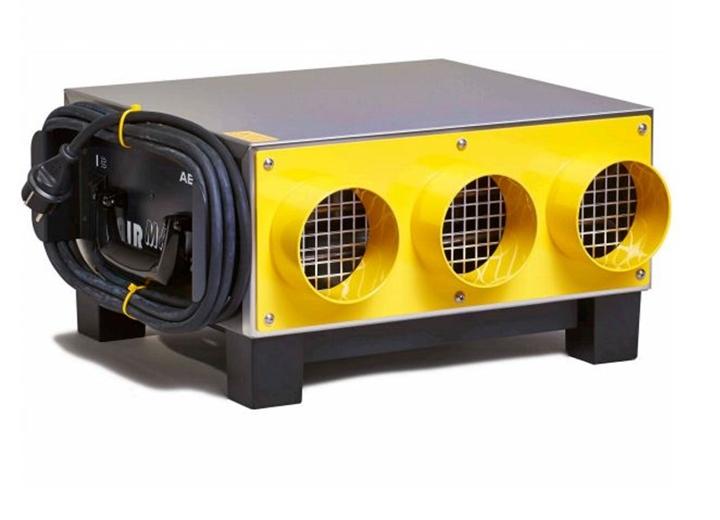 AirMaxx H-2000 ventilator