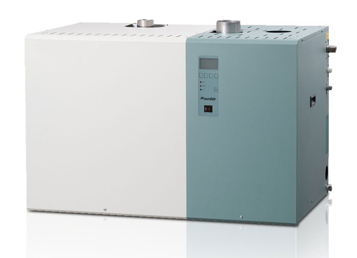 Condair GS gasdrevet dampbefugter