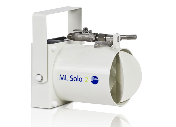 ML Solo high pressure direct air humidifier