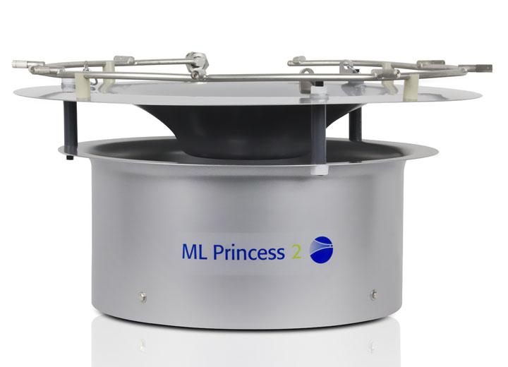 ML Princess højtryksbefugter til direkte rumbefugtning