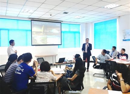 康迪中国HVAC领域设计师招待会